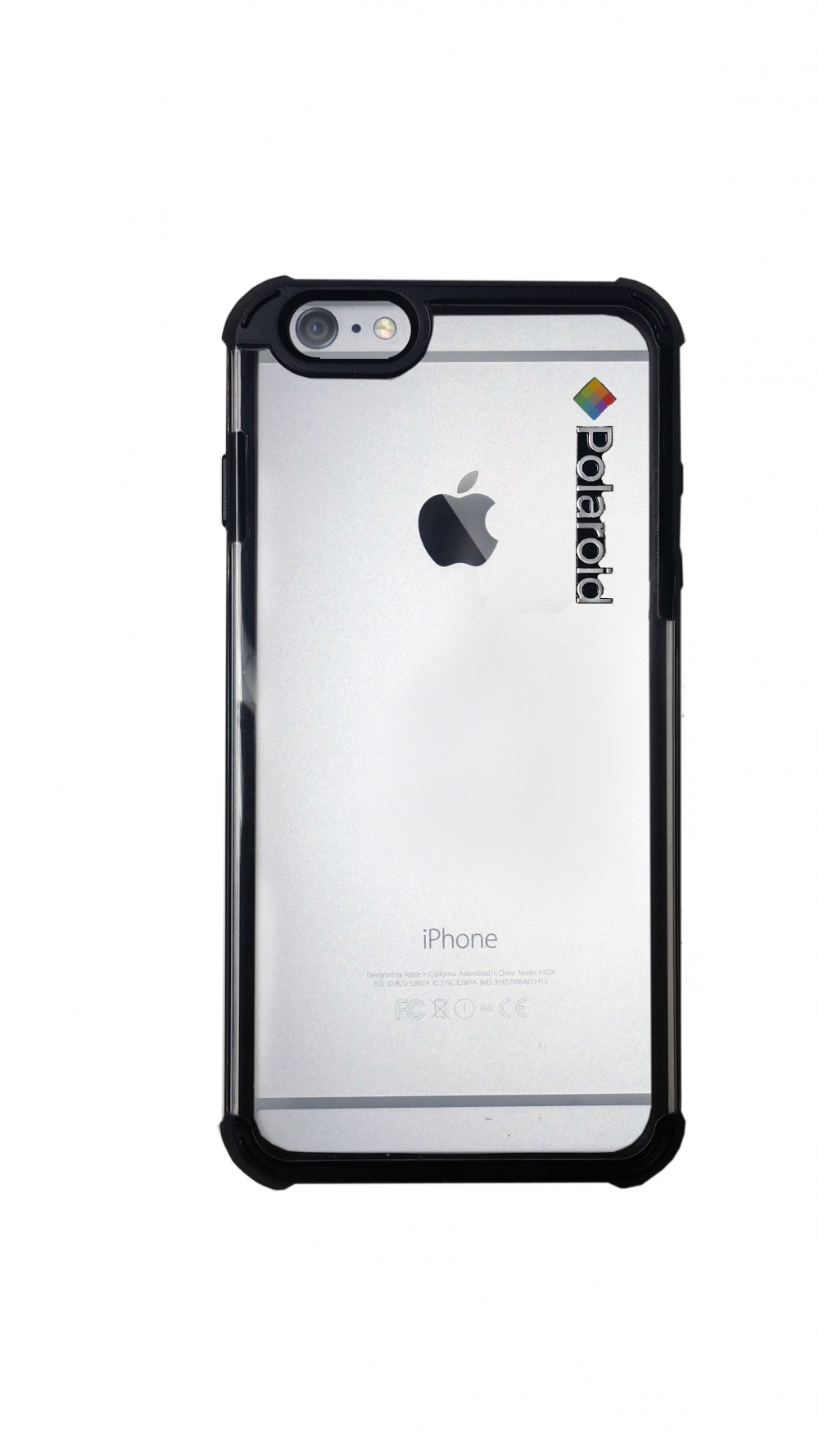 Polaroid Case for iPhone 6/7/8s(transparent)