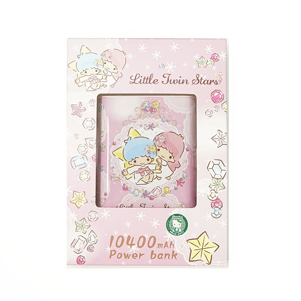 Sanrio Characters Little Twin Stars 外置充電器 10400mAh 九折優惠